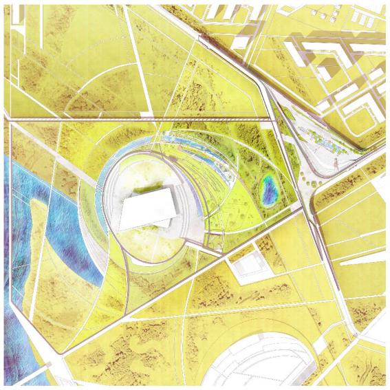 Архитектурно-ландшафтный комплекс «Тушинское поле»