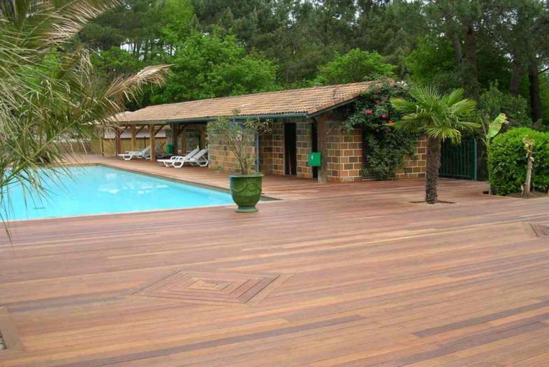 Тропическая древесина