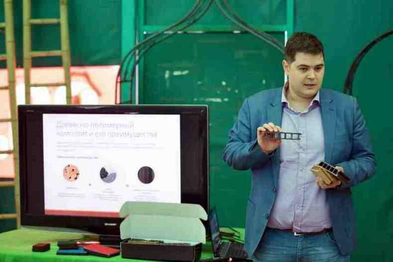 Компания «Террадек» выступила на дне открытых дверей садового центра «Палисад»